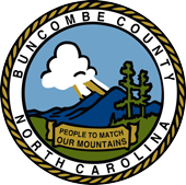 Buncombe County seal
