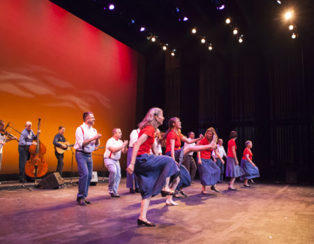 Folk music and dance of the southern appalachians