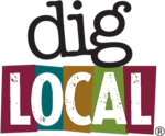 Dig Local Asheville logo
