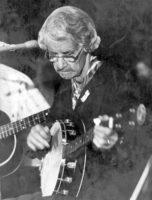 Rilla Ray of Madison County WNC folk music history