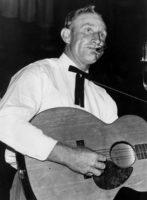 Walter Red Parham WNC folk music history