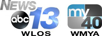 WLOS News 13 logo